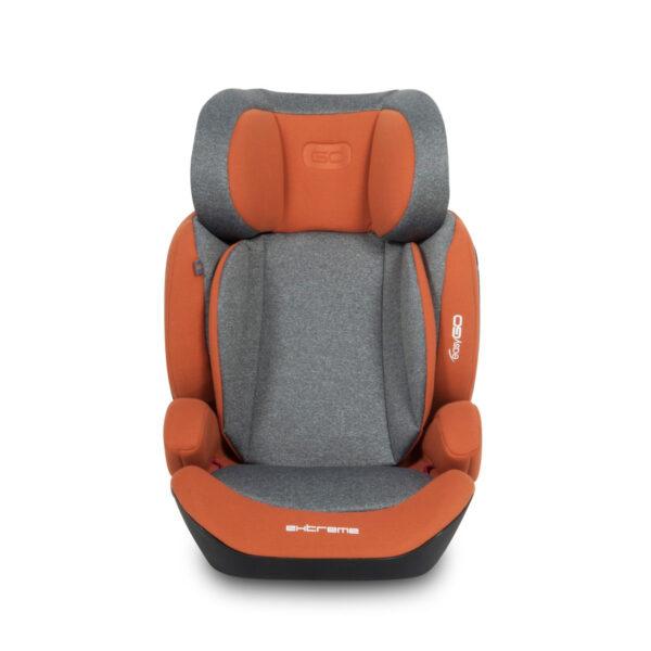 foteliki samochodowe pomarańczoweasyGO_EXTREME_2 dadi-shop tanio