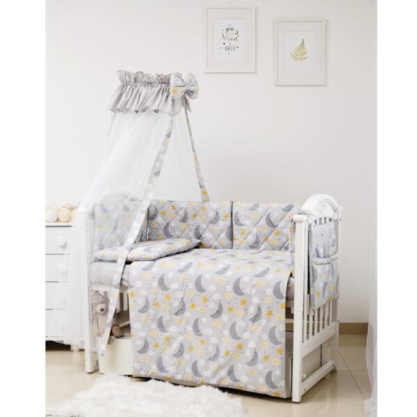 postel'nyy-komplekt-4029-TGN-101-8 ел-Twins-Premium-Glamour-Limited-grey-4